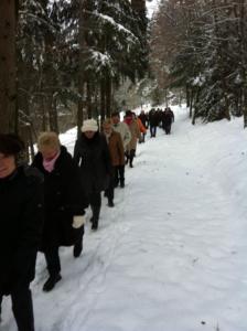 schneewanderung Eifelhotel Daun