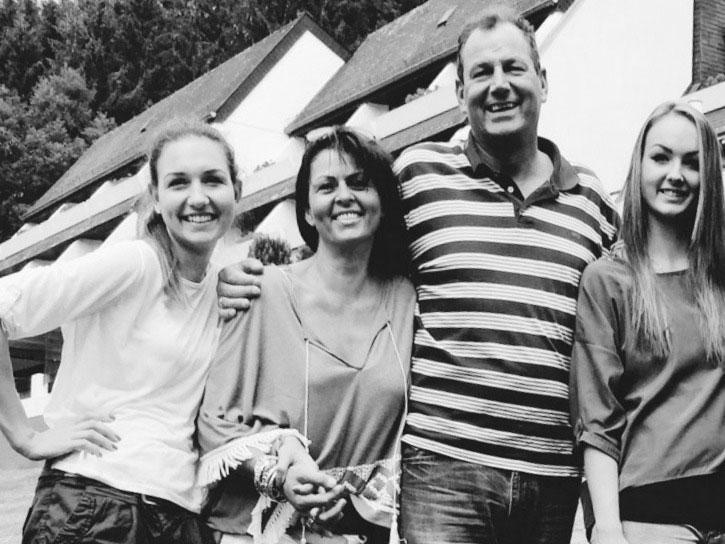 Familienfoto Eifelhotel Daun